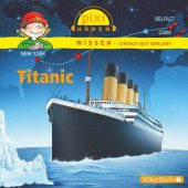Titanic, Audio-CD Cover