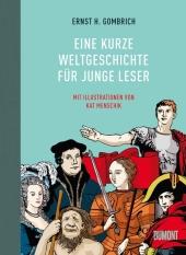 Eine kurze Weltgeschichte für junge Leser Cover
