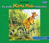 Die große Mama Muh-Hörbuchbox, 3 Audio-CDs Cover