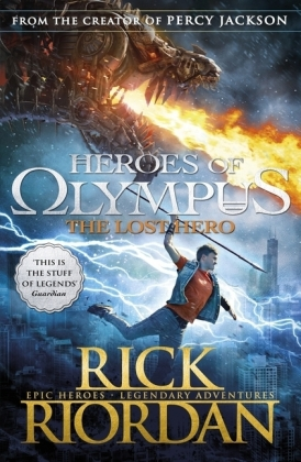 The Heroes of Olympus - The Lost Hero