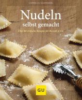 Nudeln selbst gemacht Cover
