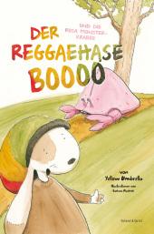 Der Reggaehase Boooo und die rosa Monsterkrabbe, m. Audio-CD Cover