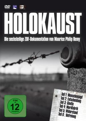 Holokaust, 2 DVDs