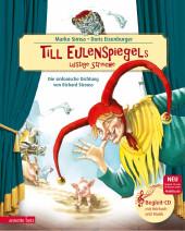 Till Eulenspiegels lustige Streiche, m. Audio-CD Cover
