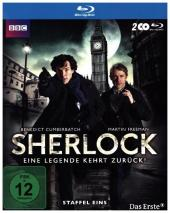 Sherlock, 2 Blu-rays