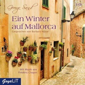 Ein Winter auf Mallorca, 2 Audio-CDs
