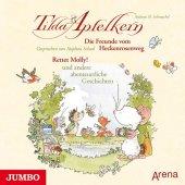 Tilda Apfelkern. Die Freunde vom Heckenrosenweg. Rettet Molly!, Audio-CD Cover