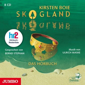 Skogland, 8 Audio-CDs