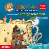 Rittergeschichten, Audio-CD Cover