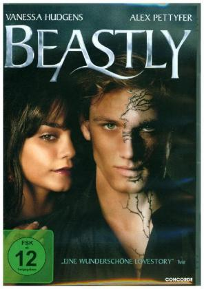 Beastly, 1 DVD