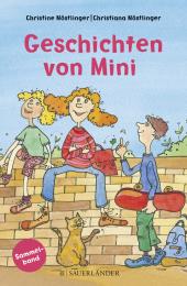 Geschichten von Mini, Sammelband Cover