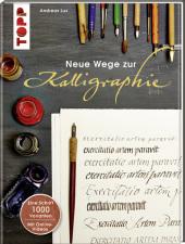 Neue Wege zur Kalligraphie, m. DVD Cover