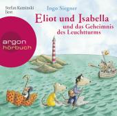 Eliot und Isabella und das Geheimnis des Leuchtturms, 1 Audio-CD
