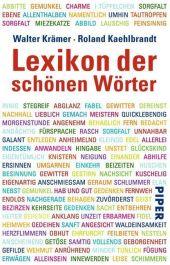 Lexikon der schönen Wörter Cover
