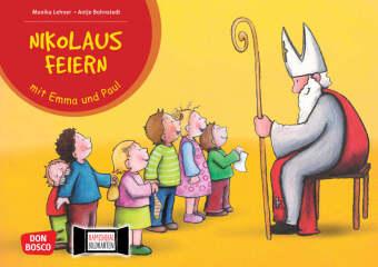 Nikolaus feiern mit Emma und Paul
