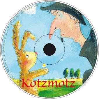 Kotzmotz der Zauberer, 2 Audio-CDs