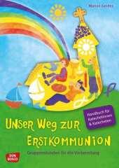 Unser Weg zur Erstkommunion, Handbuch für Katecheten und Katechetinnen Cover