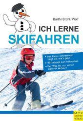 Ich lerne Skifahren Cover
