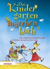 Das Kindergartenmärchenbuch Cover