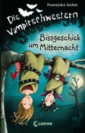 Die Vampirschwestern, Bissgeschick um Mitternacht