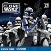 Star Wars, The Clone Wars - Rekruten - Der Fall eines Droiden, 1 Audio-CD Cover