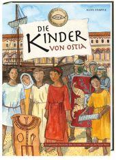 Die Kinder von Ostia Cover