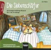 Die Siebenschläfer, 1 Audio-CD Cover