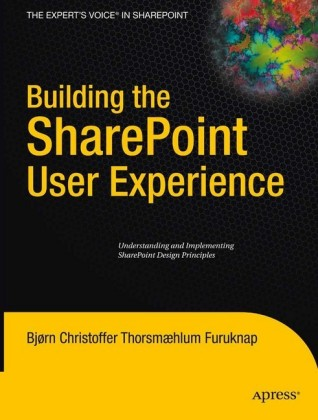 Building the SharePoint User Experience