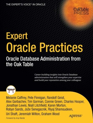 Expert Oracle Practices