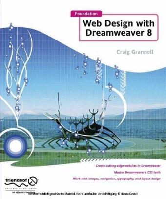 Foundation Web Design with Dreamweaver 8