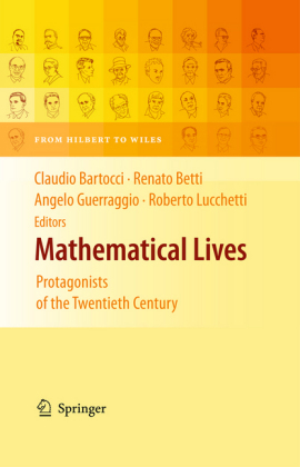 Mathematical Lives