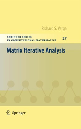 Matrix Iterative Analysis