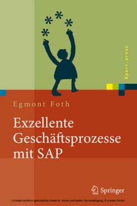 Exzellente Geschäftsprozesse mit SAP