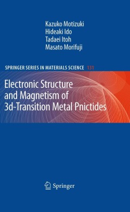 Electronic Structure and Magnetism of 3d-Transition Metal Pnictides