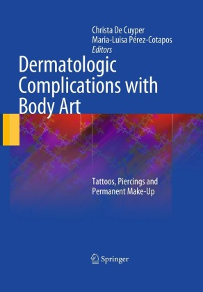 Dermatologic Complications with Body Art