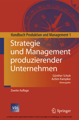 Strategie und Management produzierender Unternehmen