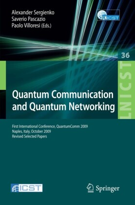 Quantum Communication and Quantum Networking
