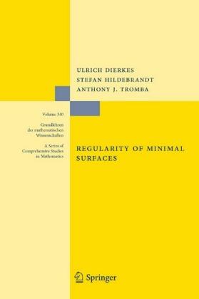 Regularity of Minimal Surfaces