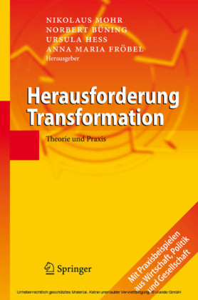 Herausforderung Transformation