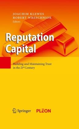 Reputation Capital