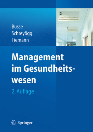 Management im Gesundheitswesen