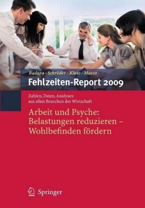 Fehlzeiten-Report 2009