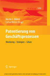 Patentierung von Geschäftsprozessen