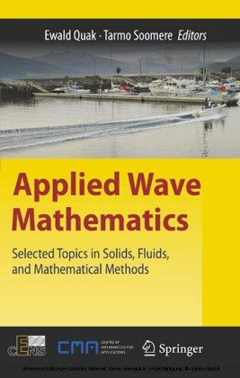Applied Wave Mathematics