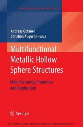 Multifunctional Metallic Hollow Sphere Structures