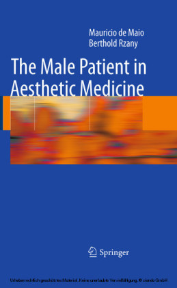 The Male Patient in Aesthetic Medicine