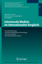 Intramurale Medizin im internationalen Vergleich