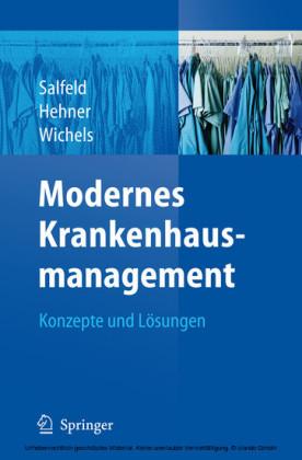 Modernes Krankenhausmanagement