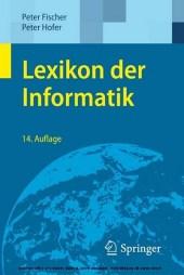 Lexikon der Informatik