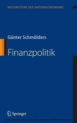 Finanzpolitik